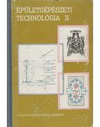 Épületgépészeti technológia II. - Cs. Nagy Lajos, Lévi László