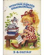 Nyelvtani elemzési gyakorlókönyv 5-6. osztály - Cs. Nagy Lajos