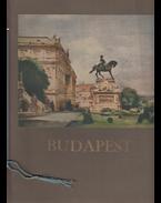 Budapest 1931. (Csánky Dénes tizennégy akvarellje.) - Csánky Dénes