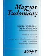 Magyar tudomány 2009/8 - Csányi Vilmos