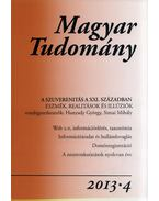 Magyar tudomány 2013/4 - Csányi Vilmos