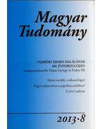 Magyar tudomány 2013/8 - Csányi Vilmos