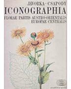 Iconographia Florae Partis Austro-Orientalis Europae Centralis - Csapody Vera, Jávorka Sándor