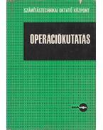 Operációkutatás - Csath Magdolna