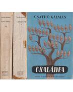 Családfa I-II. kötet - Csathó Kálmán