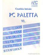 PC paletta VI. - Csatlós István