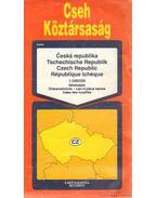 Cseh Köztársaság (1:500 000)