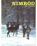 Nimród 1988. évfolyam (teljes) - számonként - Csekó Sándor