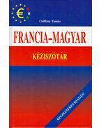 Francia-magyar kéziszótár - Csiffáry Tamás