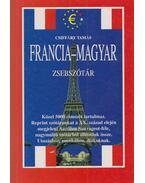 Francia-magyar zsebszótár - Csiffáry Tamás