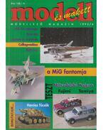 Modell és makett 1993/4 - Csiky Attila (főszerk.)
