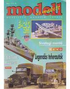 Modell és makett 1994/5. - Csiky Attila