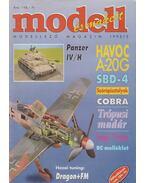 Modell és makett 1995/5 - Csiky Attila