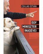 Egy miniszter inasévei - Csillag István