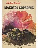 Makótól Sopronig - Csima János