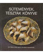Sütemények, tészták könyve - Csizmadia László