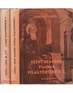 Szent Benedek fiainak világtörténete I-II. - Csóka J. Lajos