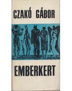 Emberkert (Dedikált) - Czakó Gábor
