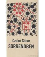 Sorrendben - Czakó Gábor