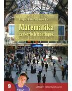 Matematika gyakorló feladatlapok 9. - Czapáry Endre, Korom Pál