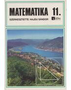 Matematika 11. - Czeglédy István, Hajdu Sándor, Hajdu Sándor Zoltán, Kovács András