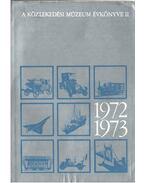 A Közlekedési Múzeum Évkönyve II. 1972-1973 - Czére Béla