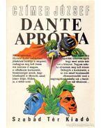 Dante apródja - Czímer József