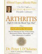 Arthritis - D'Adamo, Peter J., Whitney, Catherine
