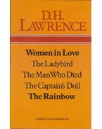 Woman in Love / The Ladybird / The Man Who Died / The Captain's Doll / The Rainbow - D. H. Lawrence