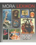 Móra lexikon I-II. kötet (A-Zs) - D. Major Klára