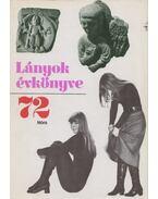 Lányok Évkönyve 1972. - D. Nagy Éva