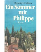 Ein Sommer mit Philippe - DALLAYRAC, DOMINIQUE