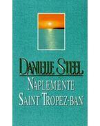 Naplemente Saint Tropez-ban - Danielle Steel