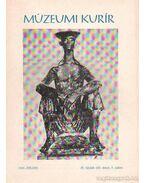 Múzeumi Kurír 1978. július 27. szám (III. kötet 7. szám) - Dankó Imre