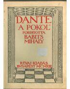 Dante komédiája első rész: A pokol - Dante Alighieri