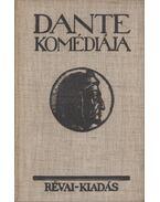 Dante komédiája III. rész - A paradicsom - Dante Alighieri