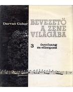 Összhang és ellenpont - Darvas Gábor