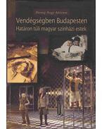 Vendégségben Budapesten - Darvay Nagy Adrienne