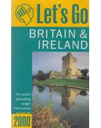 Let's Go Britain & Ireland - Daryl Sng (szerk.)
