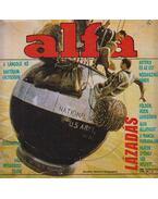 Alfa 1989. augusztus - Dávid Csaba