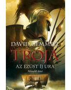 Trója - Az ezüst íj ura II. kötet - David Gemmell