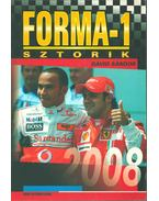 Forma-1 sztorik 2008 - Dávid Sándor