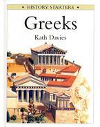 Greeks - DAVIES, KATH