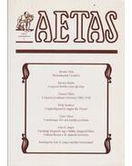 Aetas 1997/1. - Deák Ágnes