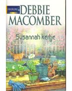 Susannah kertje - Debbie Macomber