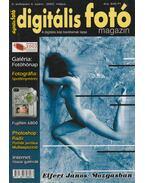 Digitális Fotó 2002. május. II.évfolyam 4.szám - Dékán István
