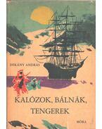 Kalózok, bálnák, tengerek - Dékány András
