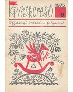 Kincskereső 1975/9 - Deme László