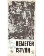 Demeter István (dedikált) - Gergely Mihály