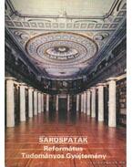 Sárospatak - Református Tudományos Gyűjtemény - Dercsényi Balázs